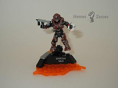Spartan Plasma Pistol - Halo Mega Construx Set #DYH88 Spartan Vale with SMG & Void's Tear Plasma Pistol