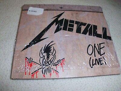 Metallica - One CD nicht OVP
