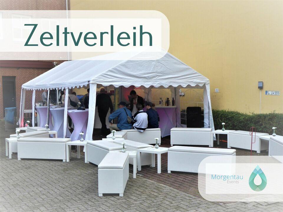 Verleih von Festzelten, Partyzelte mieten/leihen, Zeltverleih in Bredstedt