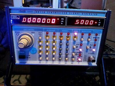 Fluke 6011a Synthesized Signal Generator K1