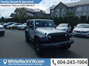 2010 Jeep Wrangler Sport Removable Roof, CD Player &  Front F...