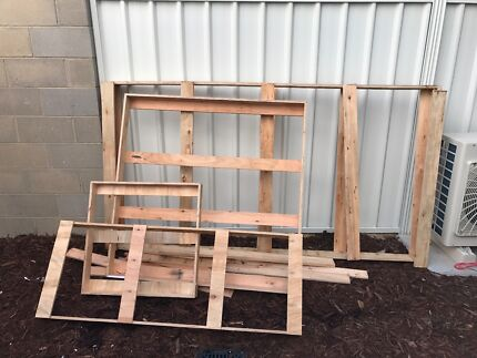 Free Timber Pallets - Lawson Pick-up