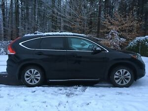 Honda cr-v ex option se 2014