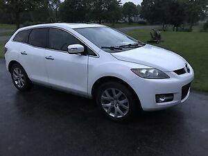 Mazda CX-7 2009 fully loaded