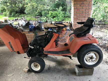 Kubota g1900 ride on lawn mower  not running.