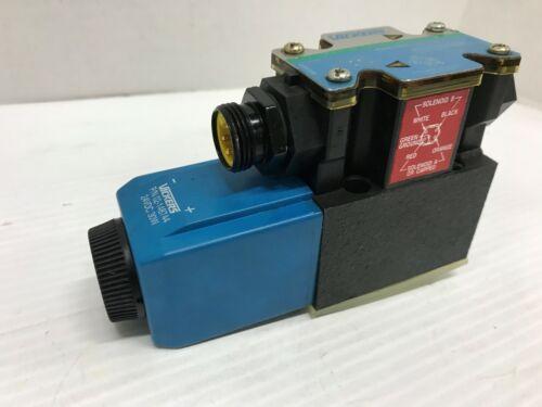 Vickers DG4V-3S-OA-M-FPA5WL-D1-H5-60 Directional Control Valve 24VDC Coil