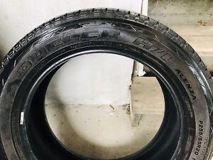255-55-R20 pneus 20 pouces