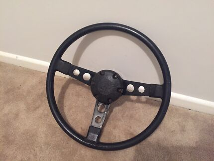 Hq Hj Hz Hz Holden Kingswood Premier Monaro Gts steering wheel Kippa-ring Redcliffe Area Preview