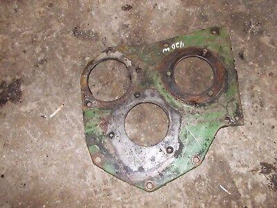 John Deere 420w 420 W Tractor Engine Motor Plate