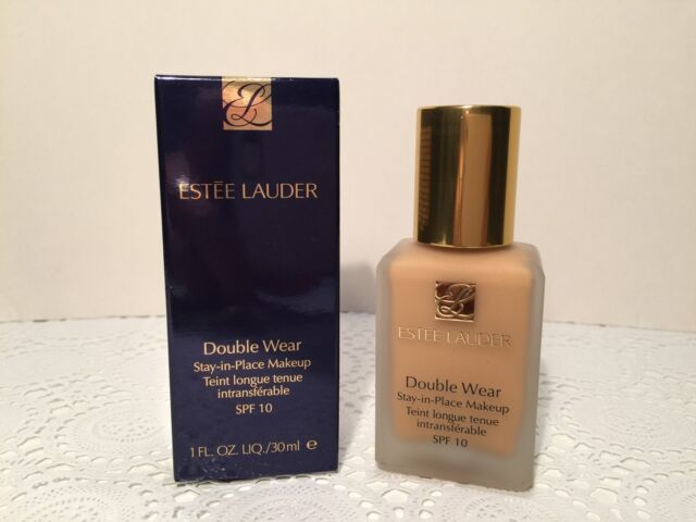 Estee Lauder Double Wear Stay-in-Place Makeup Foundation SPF10 ~ 3W1 Tawny ~