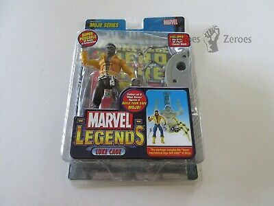Marvel Legends Toy Biz Mojo BAF Series LUKE CAGE New Sealed NIB
