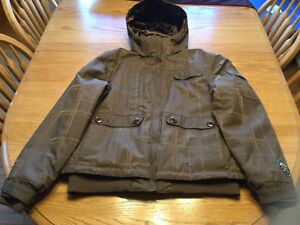 Lower price Ladies Firefly  Jacket size Large Like new condition