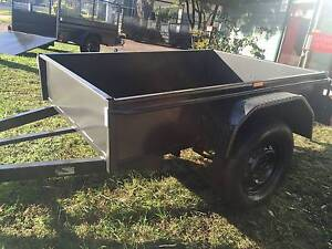 CHEAP AFFORDABLE 6X4 HEAVY DUTY 12 MONTHS PRIV REGO JUST $750 Penrith Area Preview