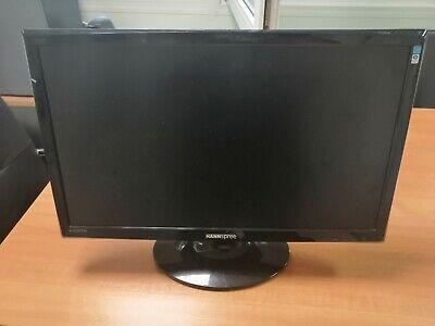 Hannspree HF237hpb Monitor mit HDMI & eingebauten Boxen, Ohne Standfuß