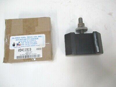 Aloris Bxa-2ix 34 X 1-316 X 1-34 Turning Facing Tool Post Holder