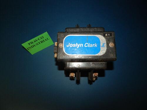 Joslyn Clark 7443-1020-11 Contactor Size 3 2Pole 100Amp 7443102011