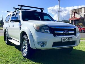 2010 Ford Ranger XLT 4x4 Turbo Diesel Auto Duel Cab Ute Immaculate Leumeah Campbelltown Area Preview