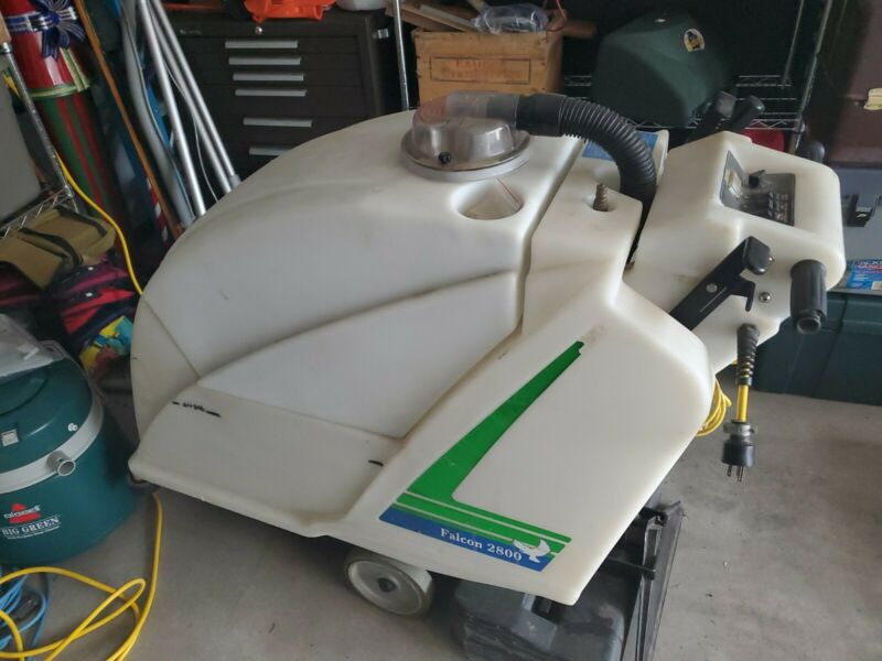 Castex Falcon 2800  Walk Behind Propelled Carpet Cleaner Scrubber Extractor