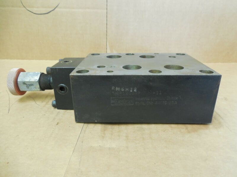 Parker Pressure Relief Valve MRP1200SP-11 MRP1200SP11  New
