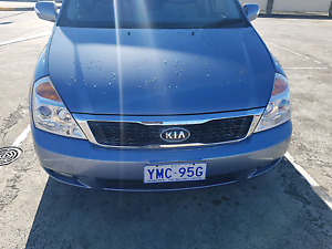 2011 Kia Grand Carnival Si 6spd Auto V6 3.5L Bruce Belconnen Area Preview