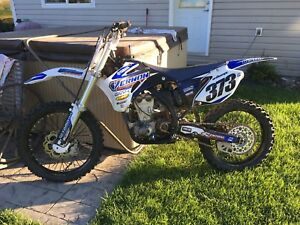 2006 YZ450F Torque Monster