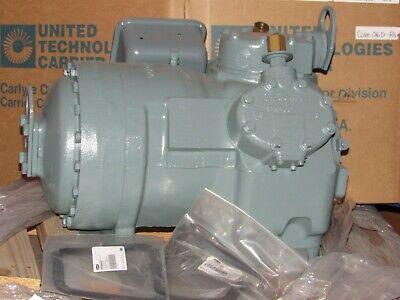 Nos Carrier Carlyle 06d Semi-hermetic Compressor 06dj8249dc-1200 208 230v