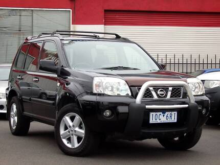 2004 Nissan X-trail Ti-L ** TOP OF THE RANGE ** $7,650 DRIVE AWAY Footscray Maribyrnong Area Preview