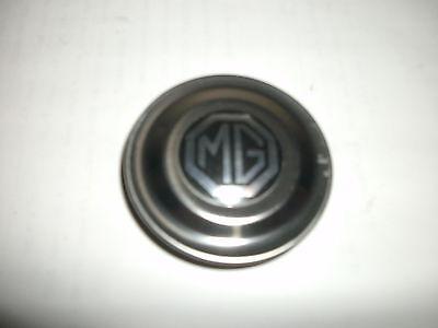 MG MIDGET  WHEEL CENTER CAP WITH BADGE,HUBCAP,HUB CAP 1970-1980  SOLD EACH