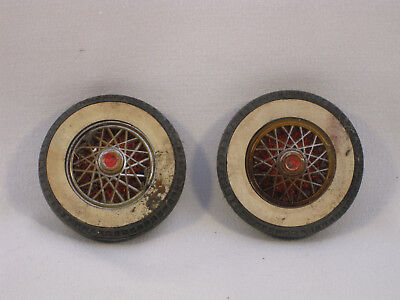 2X SPARE WHEELS FOR HUBLEY MODELS....LARGE