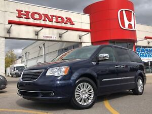 2015 Chrysler Town & Country Limited, 3rd row seating