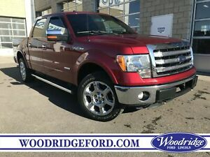 2013 Ford F-150 Lariat ECOBOOST, NAVIGATION, SUNROOF, LEATHER...