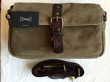 ONA The Bowery camera bag Bondi Beach Eastern Suburbs Preview
