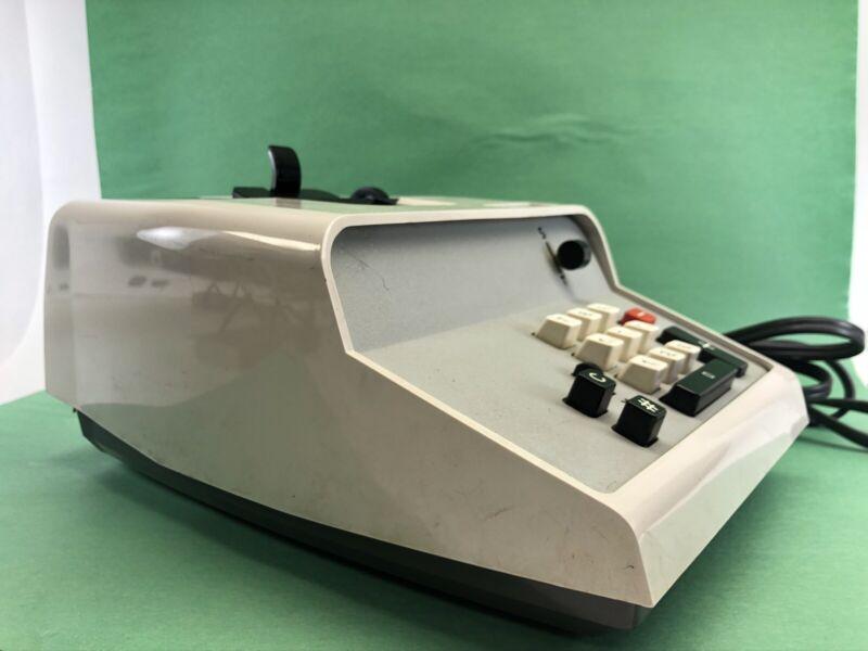 underwood 288 printer antique calculator