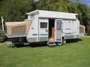 Jayco Expanda poptop caravan Ferntree Gully Knox Area Preview