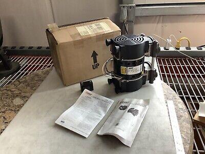 Gast 72r645-v114-d303x Twin Cylinder Rocking Piston Pump 115v 5.3a 13hp  777