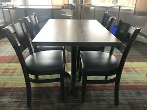 Solid - Restaurant Tables and Chairs