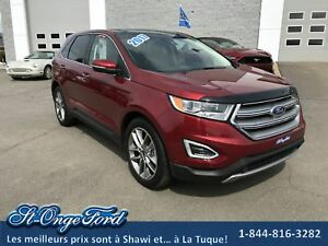 Ford Edge Titanium, Traction intégrale