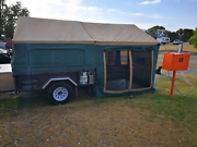 Eagle semi off road camper trailer Paralowie Salisbury Area Preview