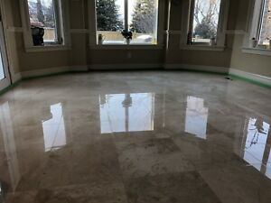 Get your Marble To Looking Brand New - Free Estimate