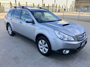 Subaru Outback 4Gen 2012 Diesel AWD Wagon Austins Ferry Glenorchy Area Preview