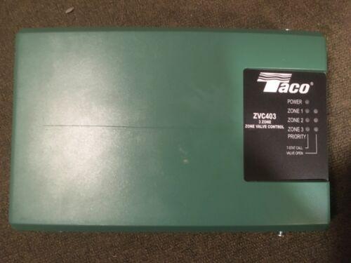Zvc403 Taco zone controller
