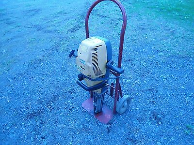 Atlas Copco Fb60-s Gas Powered Jack Hammer Local Pickup Only