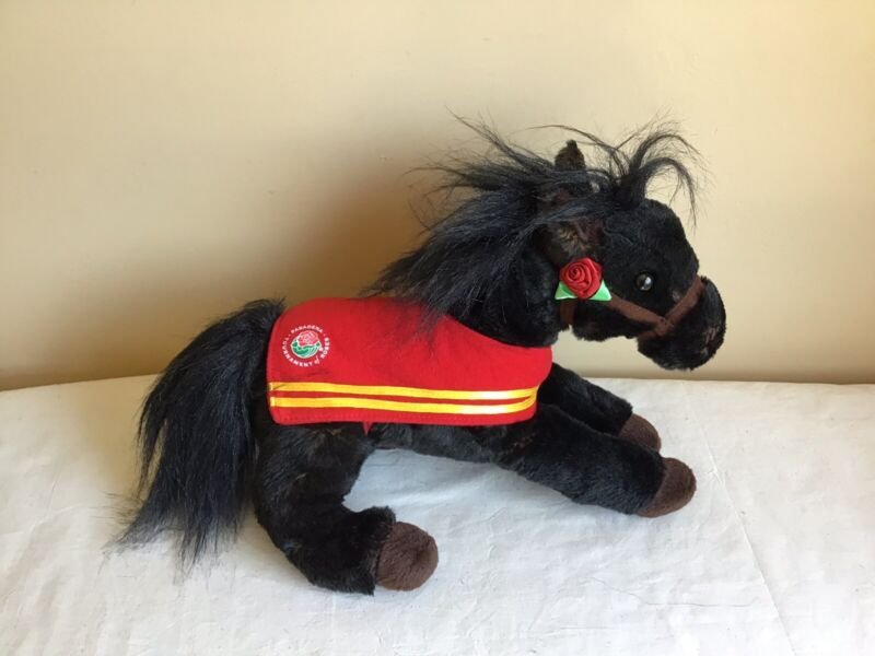 2016 Limited Edition Tournament Of Roses Wells Fargo Legendary Pony Mike Plush