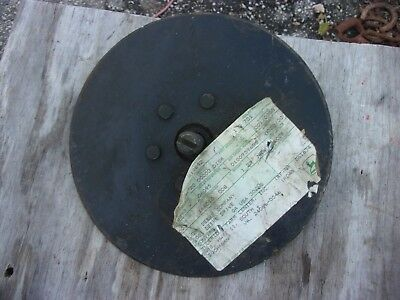 Vtg John Deere 1010 Drill Planter Seed Grain Cover Disc Disk Bearing B10842 8