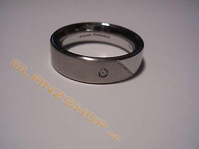 Edelstahl TT01502 Tom Tailor Ring Gr 56
