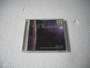 HOLST / THE PLANETS cd dts audio made in USA - Italia - HOLST / THE PLANETS cd dts audio made in USA - Italia