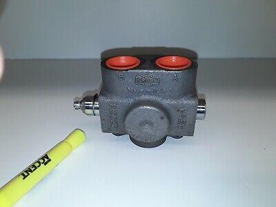 Cross Hydraulic Valve Pn 470018