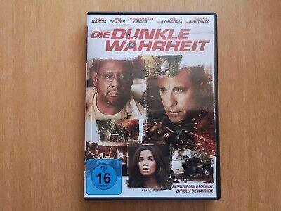 Die dunkle Wahrheit    (Forest Whitaker, Andy Garcia)    --DVD--  FSK:16