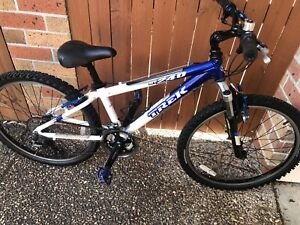 68621e57dbd MOUNTAIN BIKE TREK 24 inch , 21 speed | Kid's Bicycles | Gumtree ...