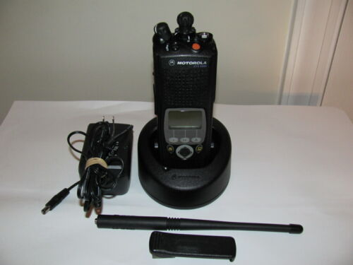 Motorola XTS5000 II VHF 136-174MHz P25 9600 Radio DES-OFB DES-XL AES-256